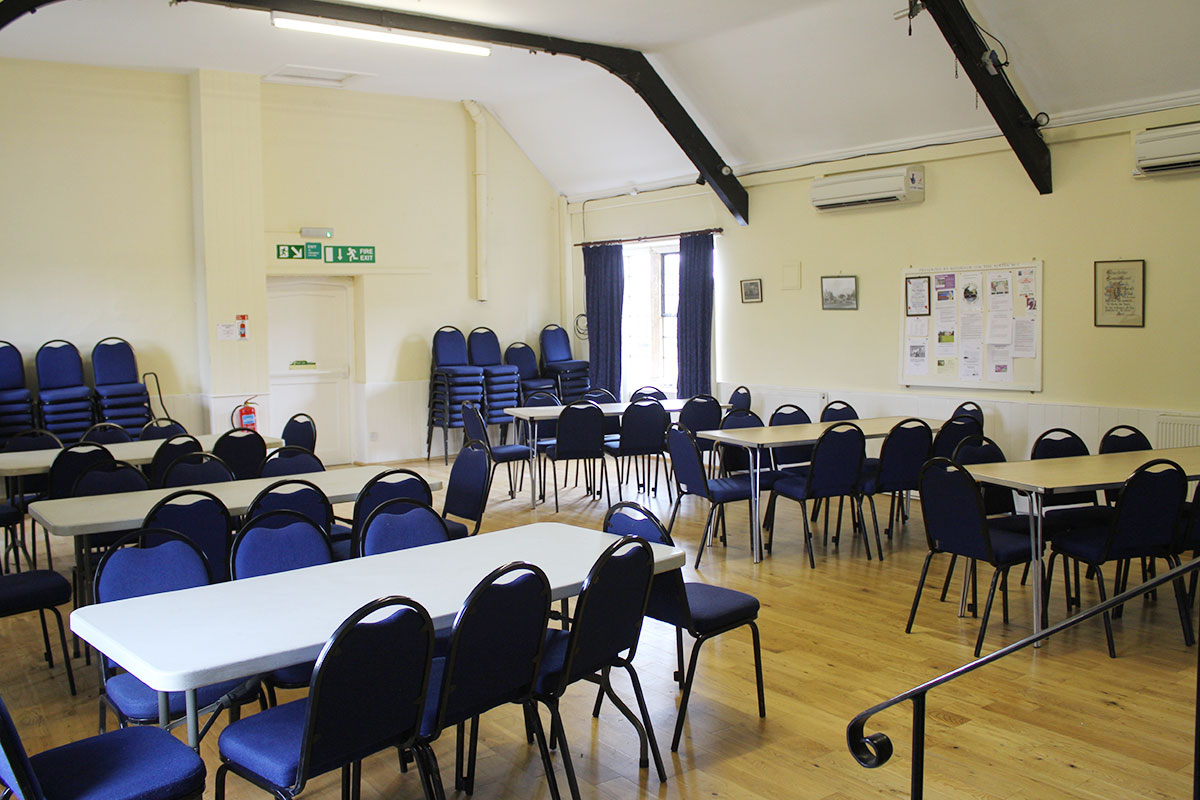 Victoria Hall Bourton-on-the-Water - Village Hall Assembly Hall