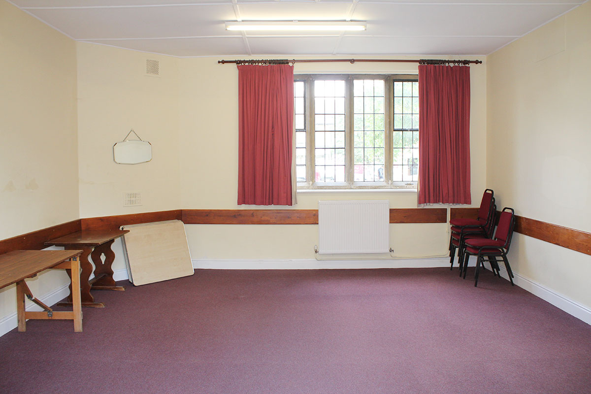 Victoria Hall Bourton-on-the-Water - Village Hall Clover Room