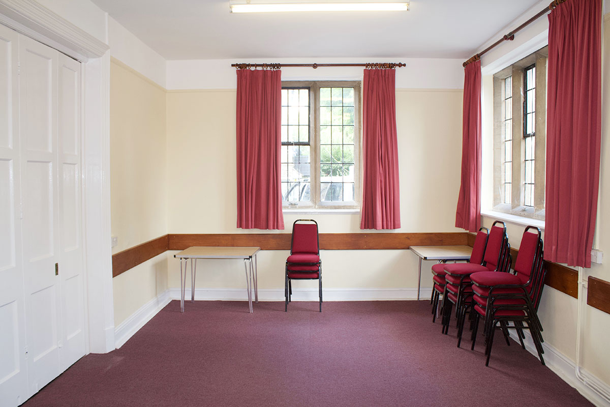 Victoria Hall Bourton-on-the-Water - Village Hall Reading Room